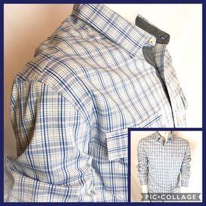 Sean John Long-Sleeve Button Down Shirt